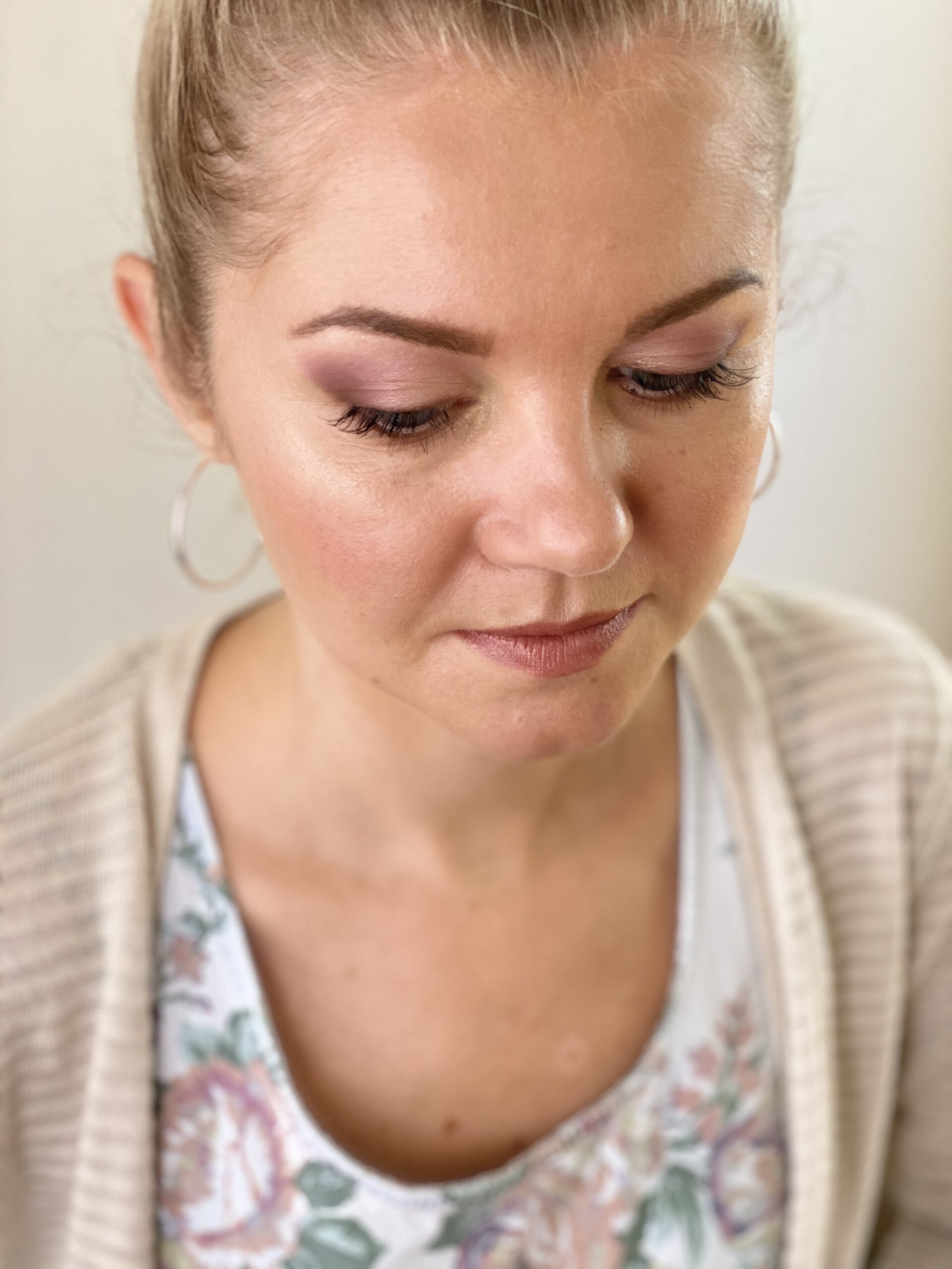 Braut mit Make-up aus München